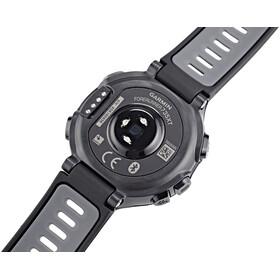 Garmin Forerunner 735XT Laufuhr inkl. Premium HRM-Tri & HRM-Swim Brustgurt black/grey